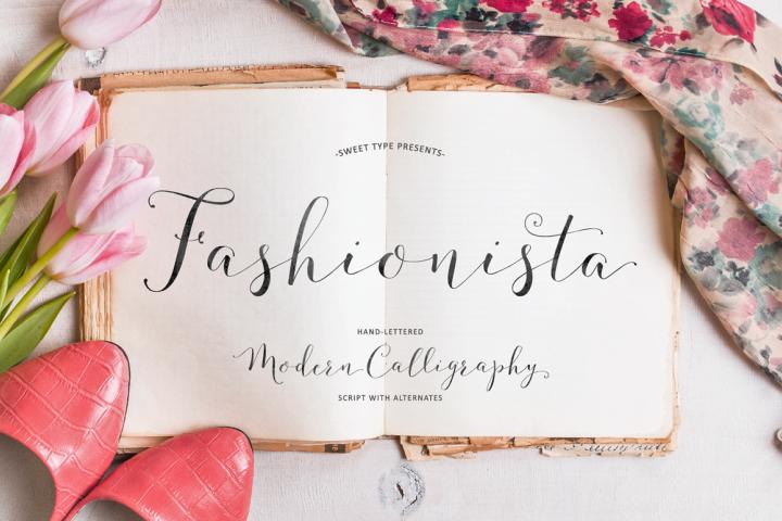 Fashionista Script