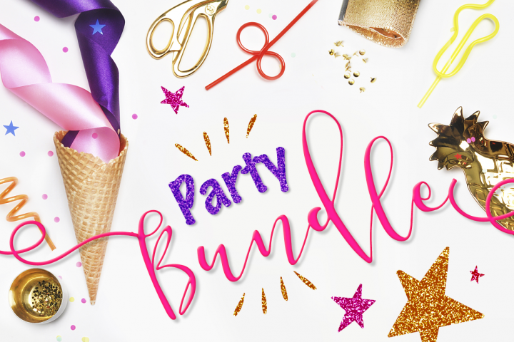 Party bundle - Styled photos
