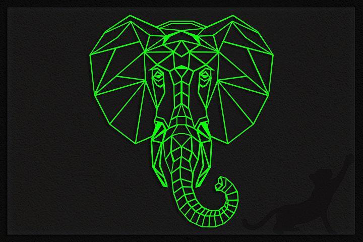 Elephant poly