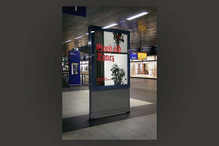 Mockup - Poster - Mall