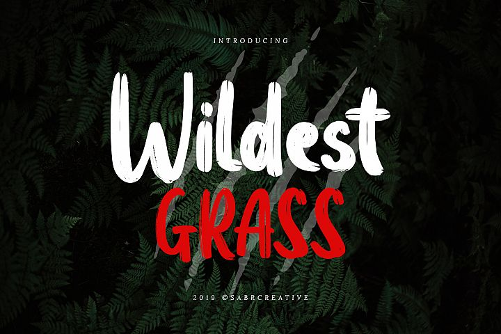 Wildest Grass