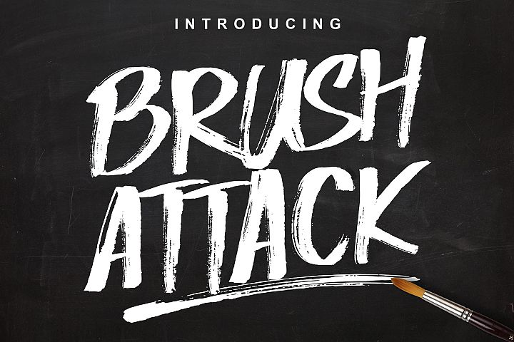 Brush Attack