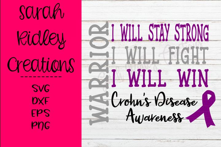 Crohns Disease Warrior