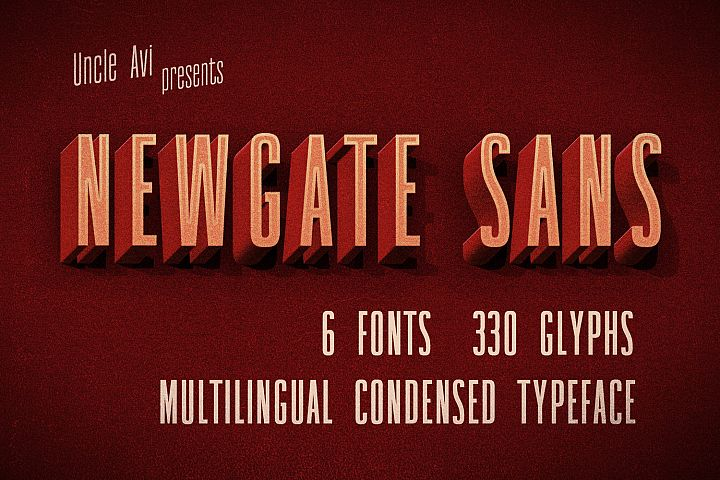 Newgate Sans