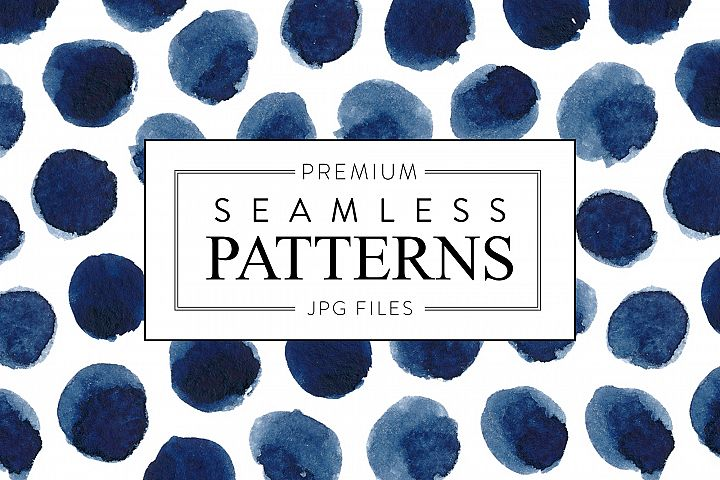 Seamless Patterns Bundle