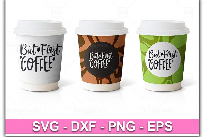 But First Coffee SVG |Graduation Svg