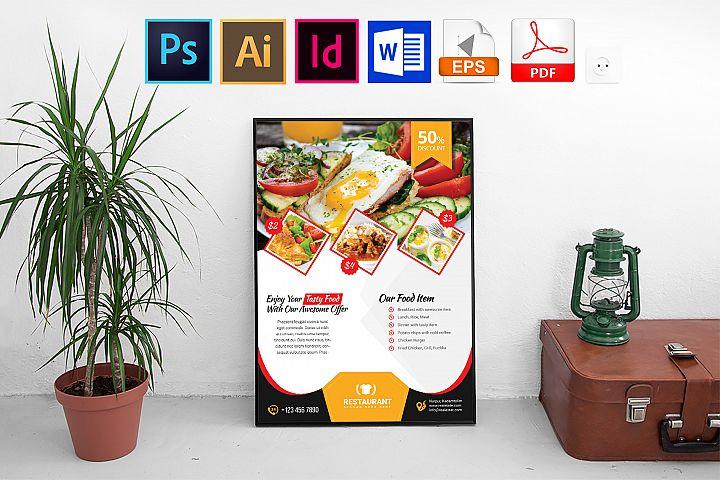 Poster | Restaurant Vol-02