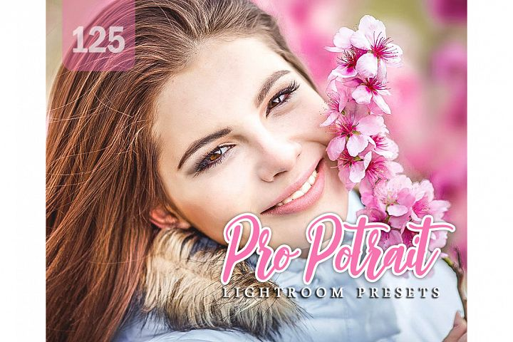 Pro Potrait Lightroom Presets