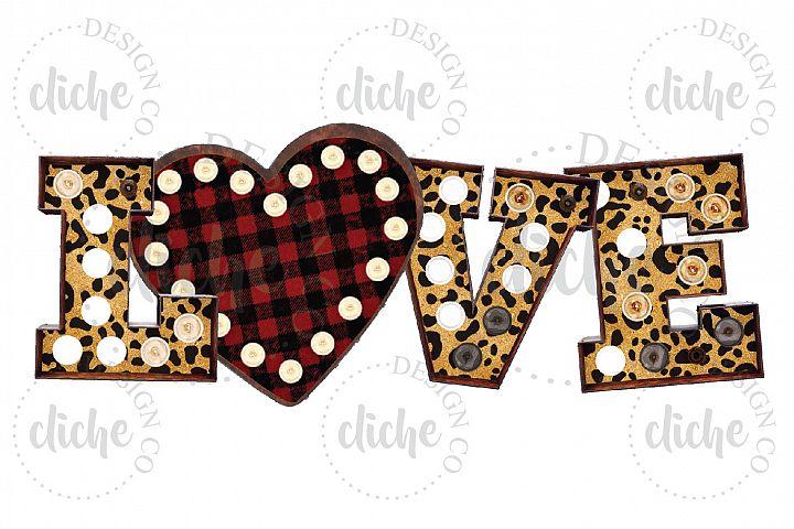 Valentine Sublimation Design