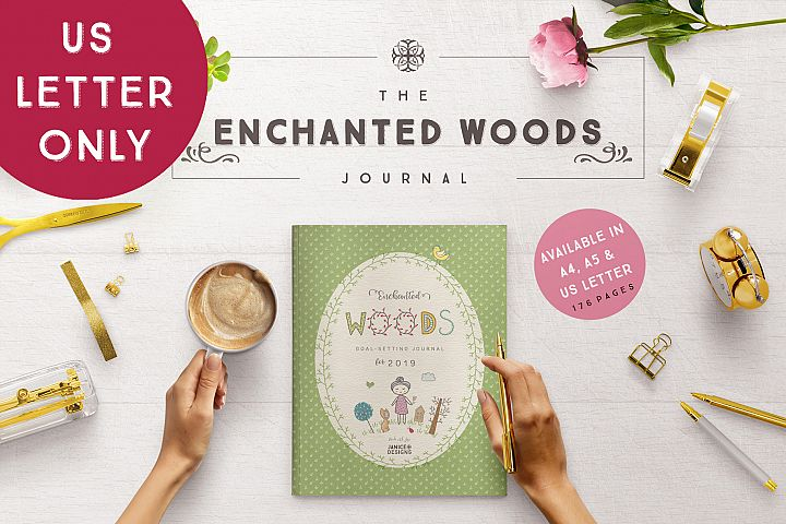 The Enchanted Woods Journal