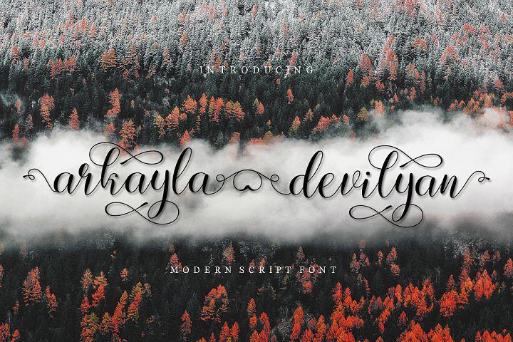 Arkayla Devilyan