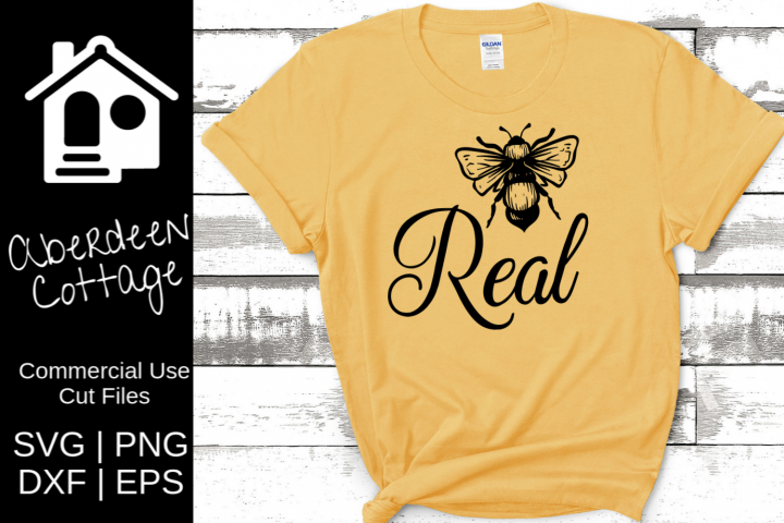 Bee Real SVG