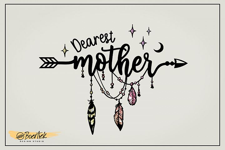 Dearest mother