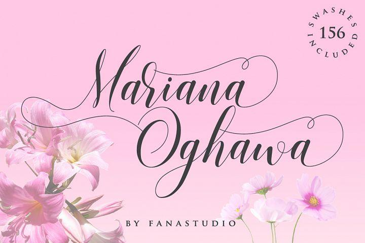 Mariana Oghawa Script