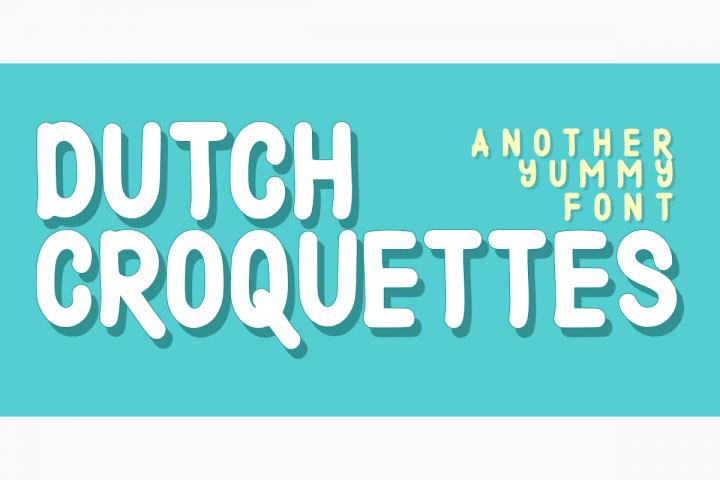 Dutch Croquettes