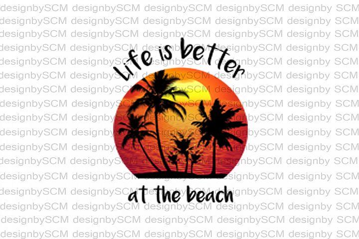 beach design, summer design,sublimation transfer design