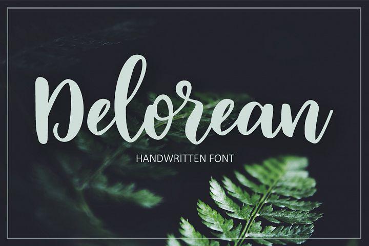 Delorean Script