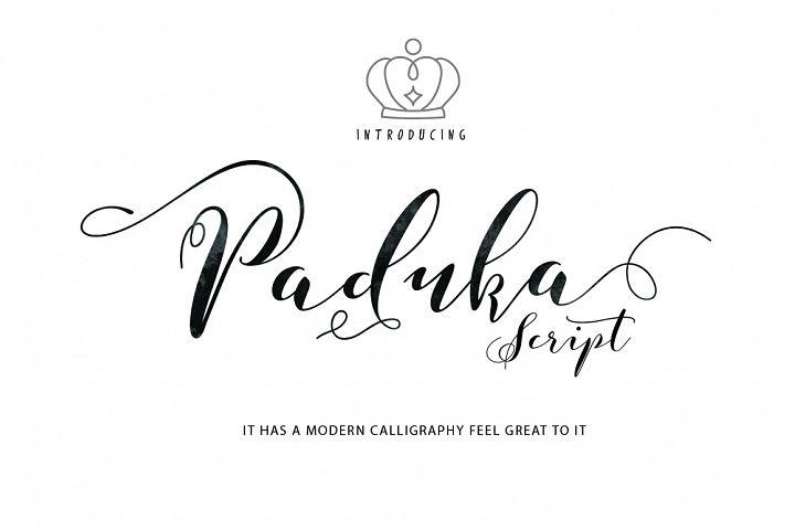 [CLOSING SALE] Paduka Script