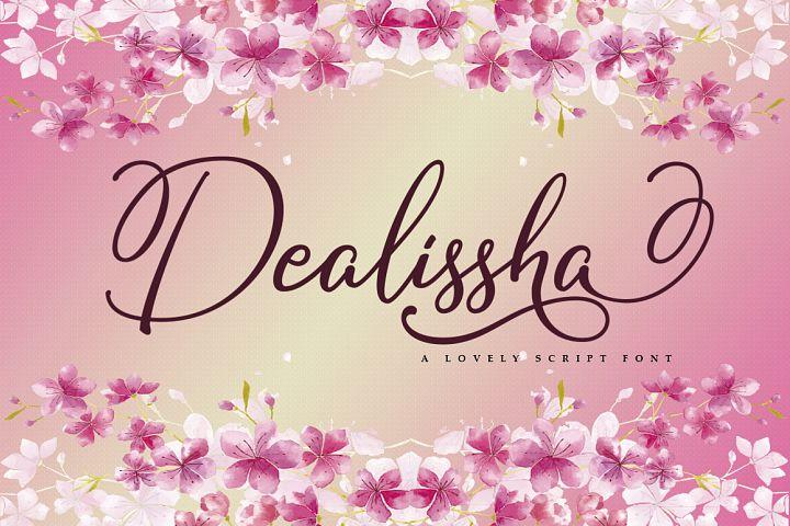 Dealissha script