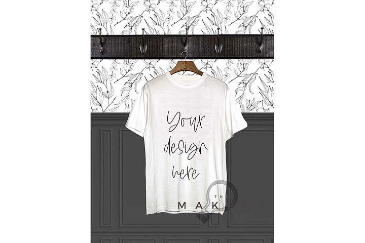 Adult T-Shirt/ T-Shirt Mock-up, Bella Canvas T-Shirts/