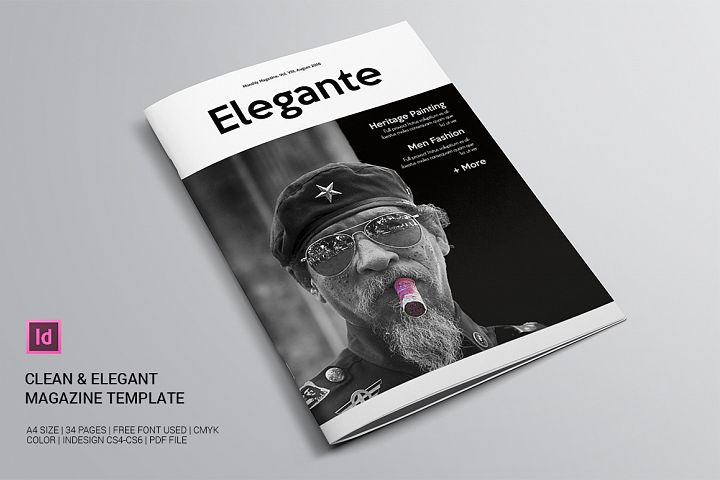 Clean & Elegant Magazine