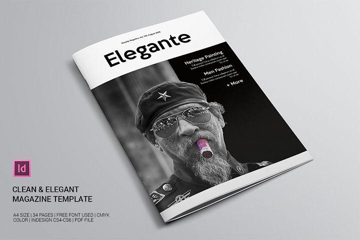 Clean & Elegant Magazine