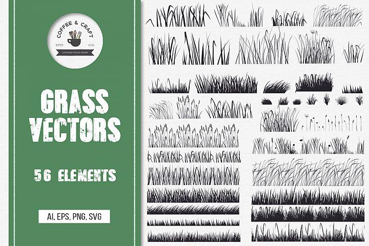Grass vectors