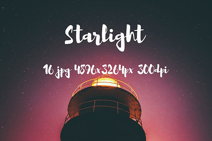 Starlight photo pack
