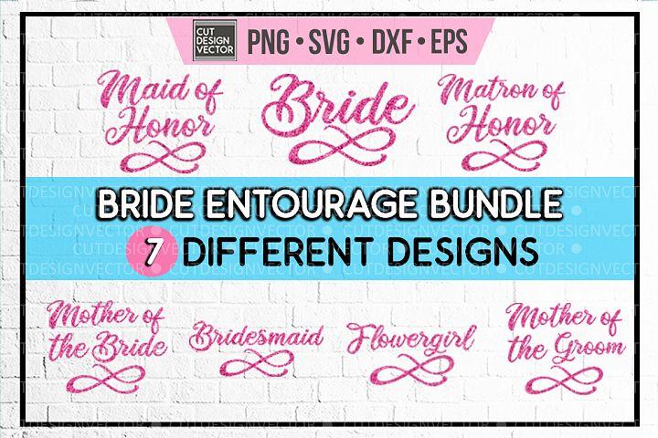Bride Entourage BUNDLE