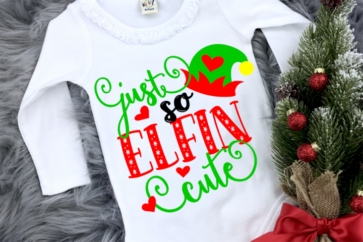 Christmas svg, Elf svg shirt design, Kids christmas svg file