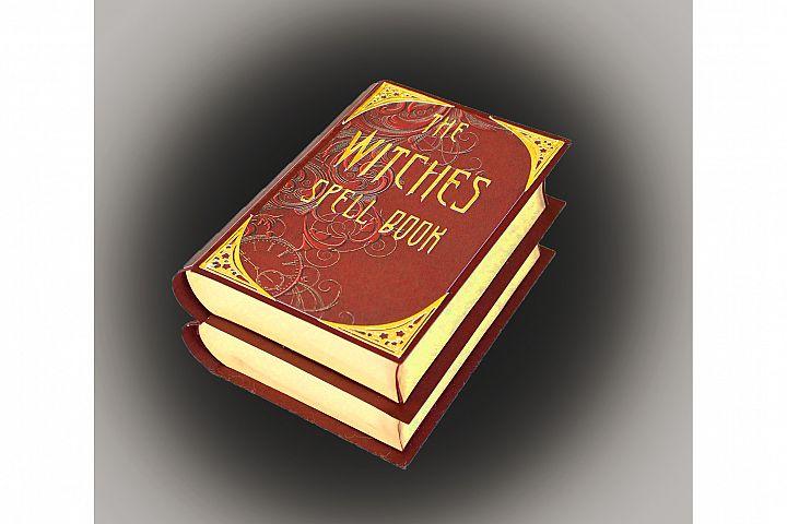 Book of Spell secret box