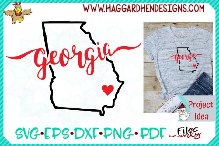 HHD Georgia State Design