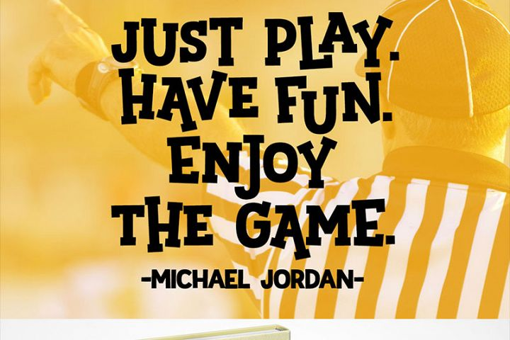 Sportsball - fun font with alternates! example image 8