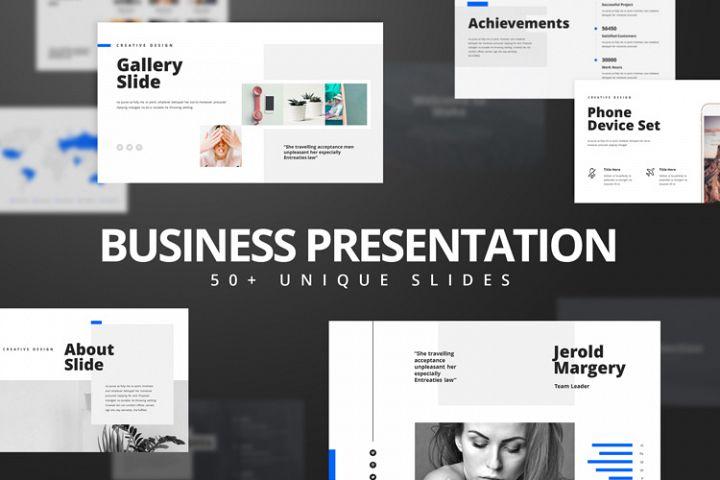 Wake Keynote Presentation Template