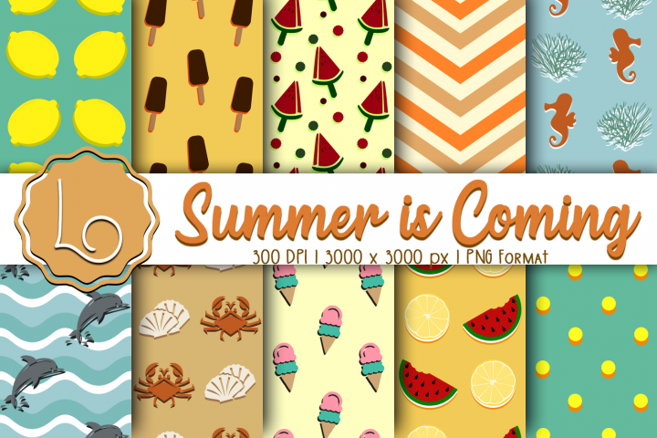 Summer is Coming - Season Patterns