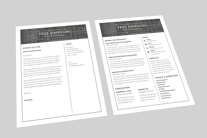 CV Power Resume Designer