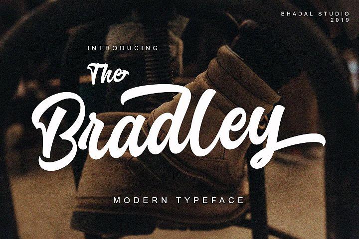 Bradley Typeface
