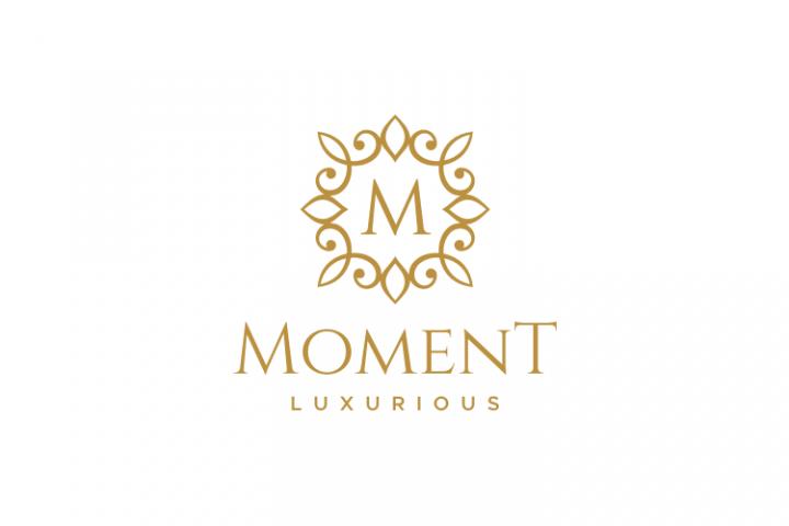 Moment - Letter M Logo