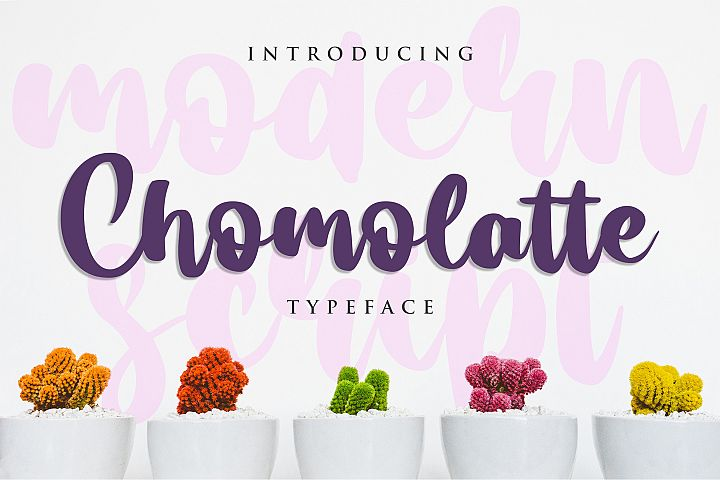 Chomolatte