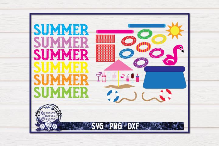 Summer Pool Party Bundle