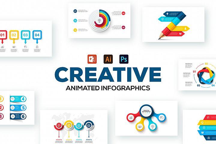 Creative Animated Infographics