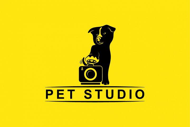 pet studio logo