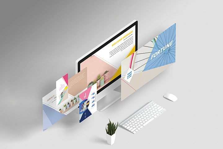 Fortune Creative PowerPoint Templates
