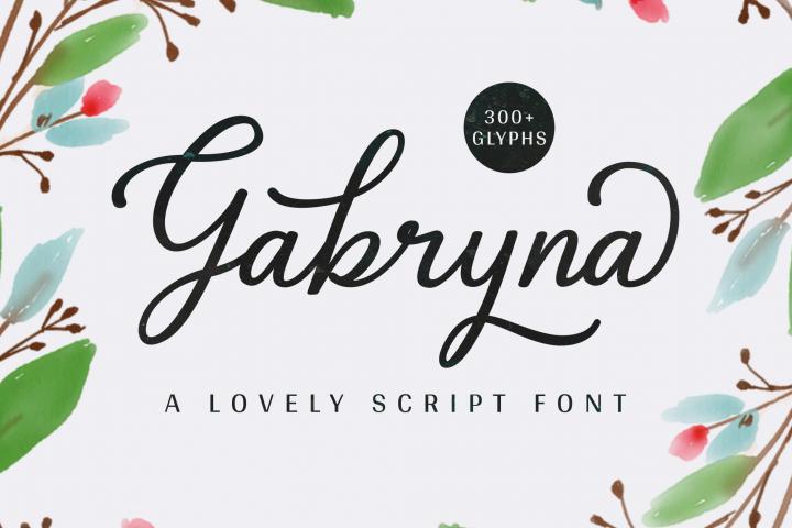 Gabryna Font
