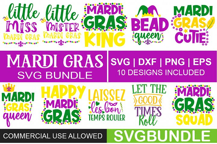 Mardi Gras SVG Bundle|Mardi Gras SVG|Mardi Gras Quotes SVG