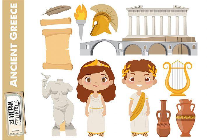 Greece Clip art Ancient Greece Clipart Travel clipart Greek