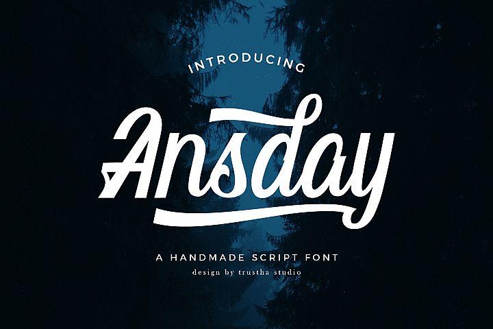 Ansday Script