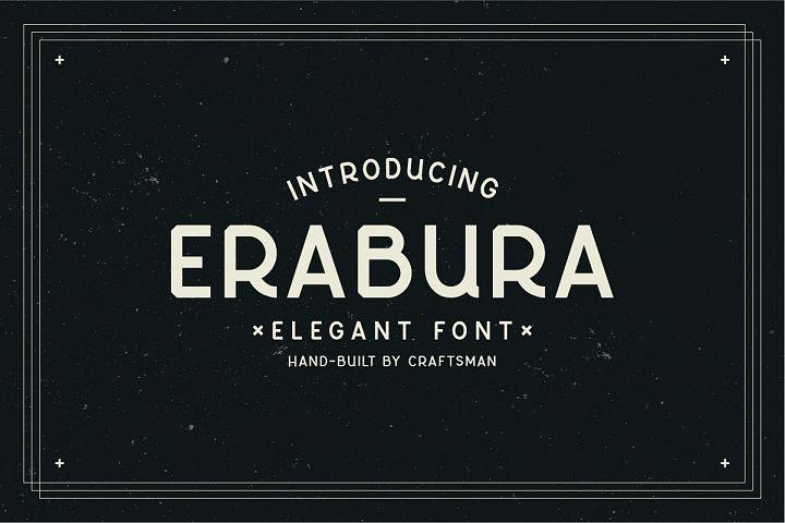 Erabura Elegant Font