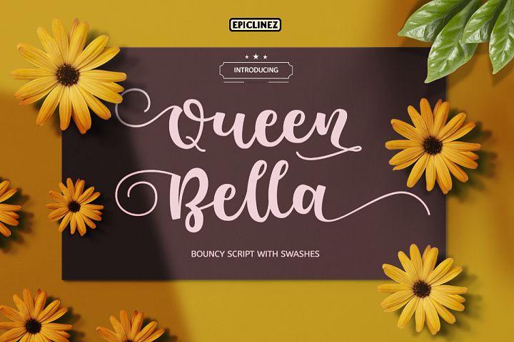 Queen Bella Script