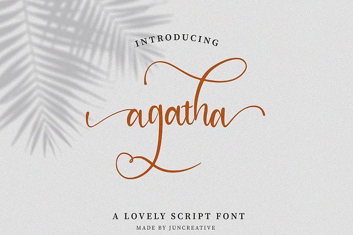 Agatha Script